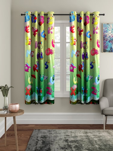 Buy Window Curtains 5 Feet In India At Limeroad