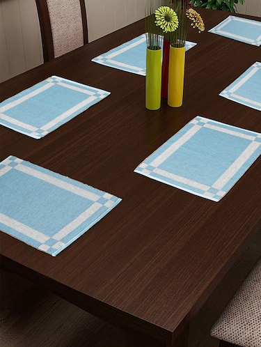 Dining Table Mats Online At Best