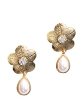 pretty floral earrings -  online shopping for Sets