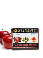 SOULFLOWER A FOR ANTI - AGING SOAP - By