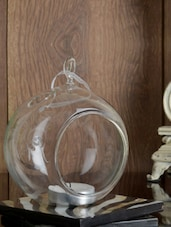 Hanging Décor Glass Bowl (Small) -  online shopping for Watering Cans